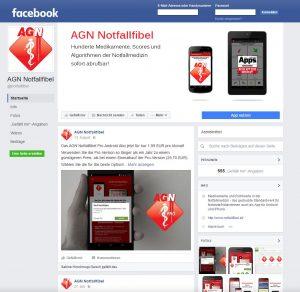 AGN Notfallfibel Facebook Seite